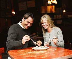 Couple Enjoying a Dinner, Relationship Education in Omaha, NE